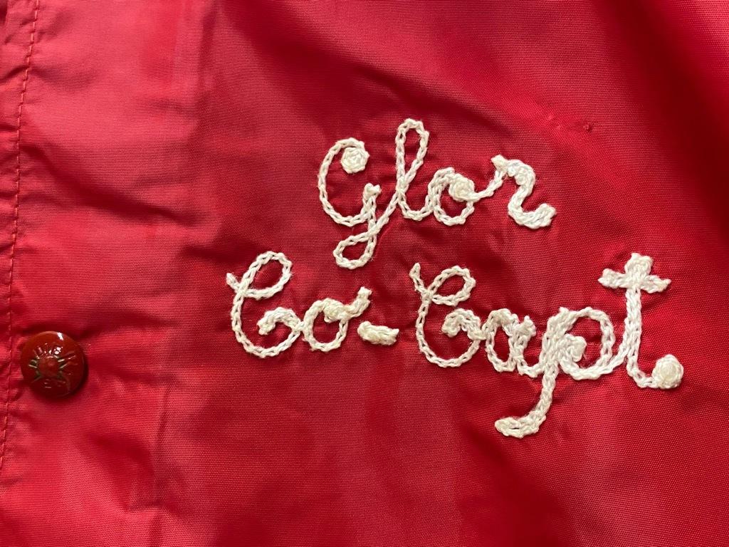 """8月8日(土)マグネッツ大阪店入荷日!\""""Nylon/Satin Varsity JKT Made In USA Part2\""""!!(マグネッツ大阪アメ村店)_c0078587_14301152.jpg"""