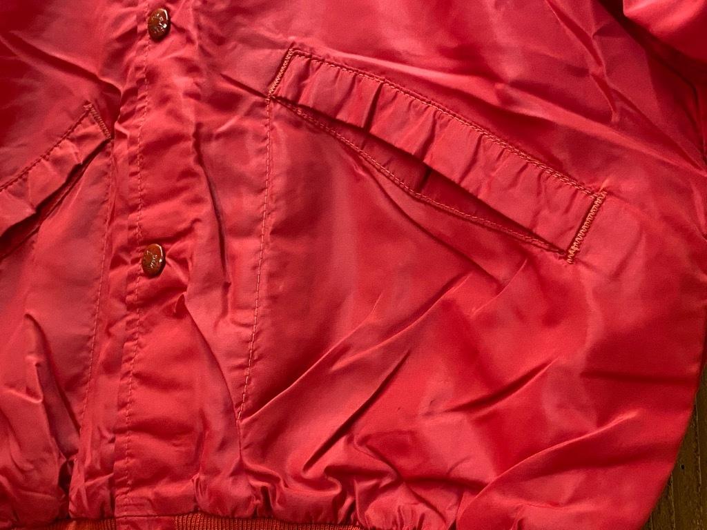 """8月8日(土)マグネッツ大阪店入荷日!\""""Nylon/Satin Varsity JKT Made In USA Part2\""""!!(マグネッツ大阪アメ村店)_c0078587_14301414.jpg"""