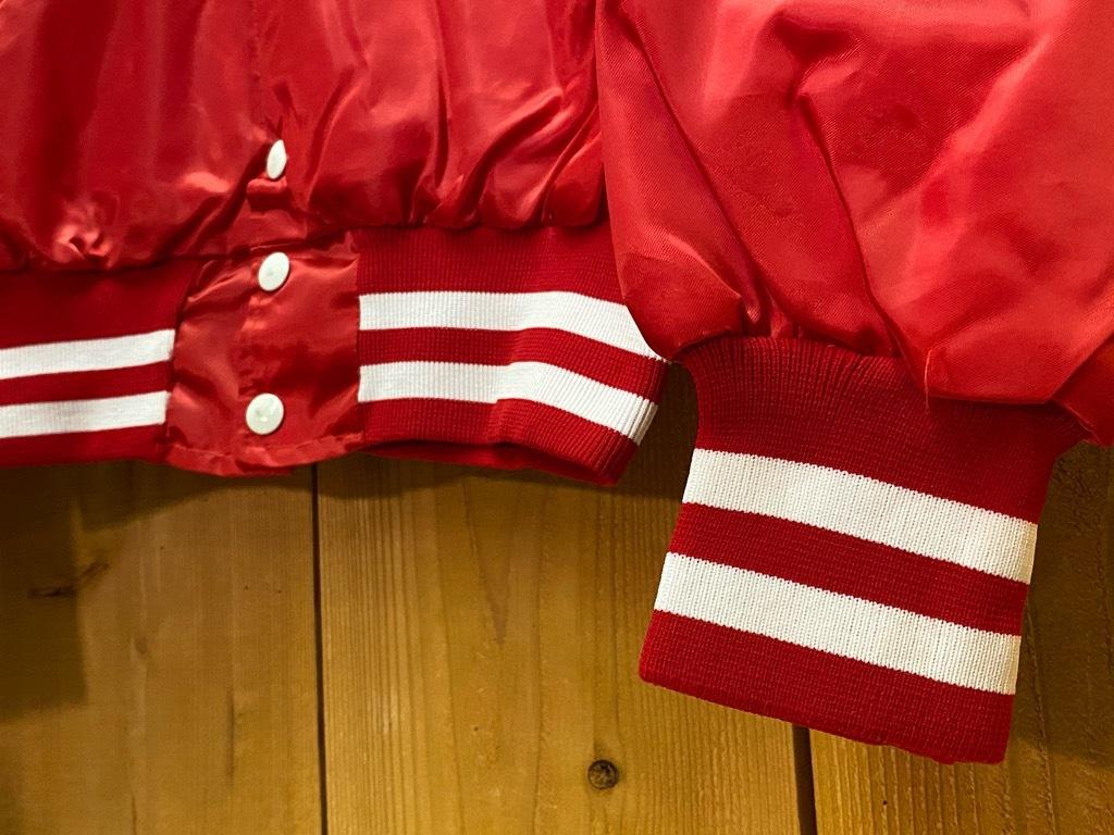 """8月8日(土)マグネッツ大阪店入荷日!\""""Nylon/Satin Varsity JKT Made In USA Part2\""""!!(マグネッツ大阪アメ村店)_c0078587_14324015.jpg"""