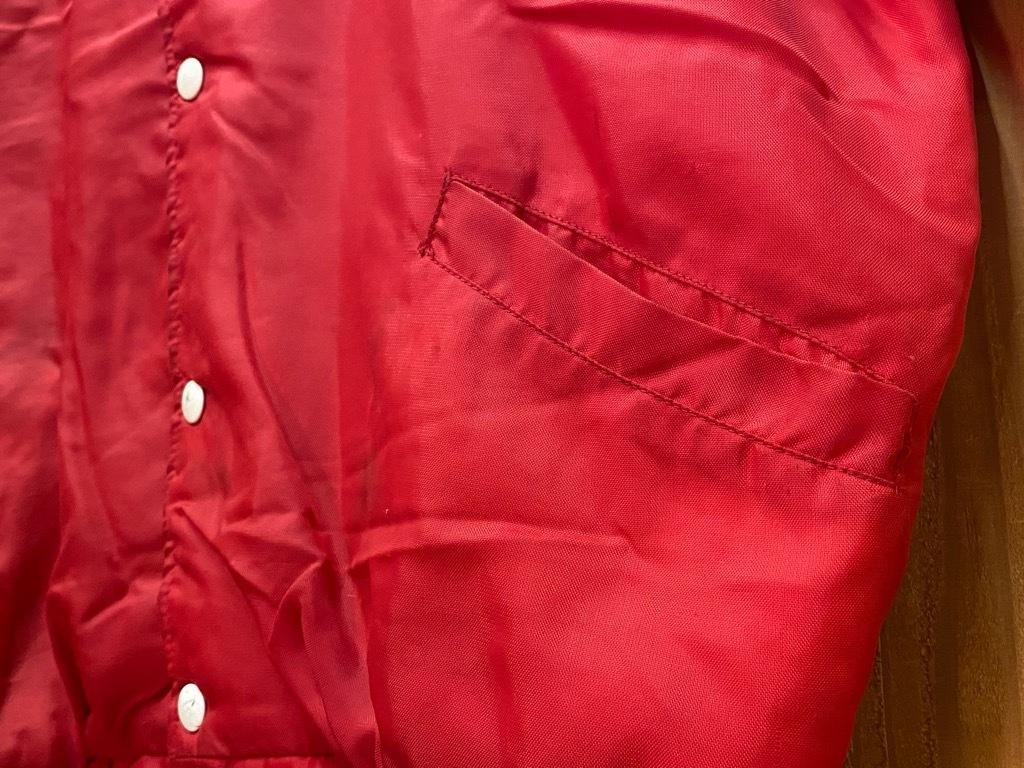 """8月8日(土)マグネッツ大阪店入荷日!\""""Nylon/Satin Varsity JKT Made In USA Part2\""""!!(マグネッツ大阪アメ村店)_c0078587_14370915.jpg"""