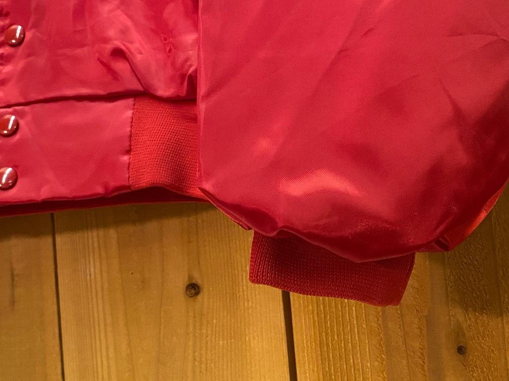"""8月8日(土)マグネッツ大阪店入荷日!\""""Nylon/Satin Varsity JKT Made In USA Part2\""""!!(マグネッツ大阪アメ村店)_c0078587_14382667.jpg"""