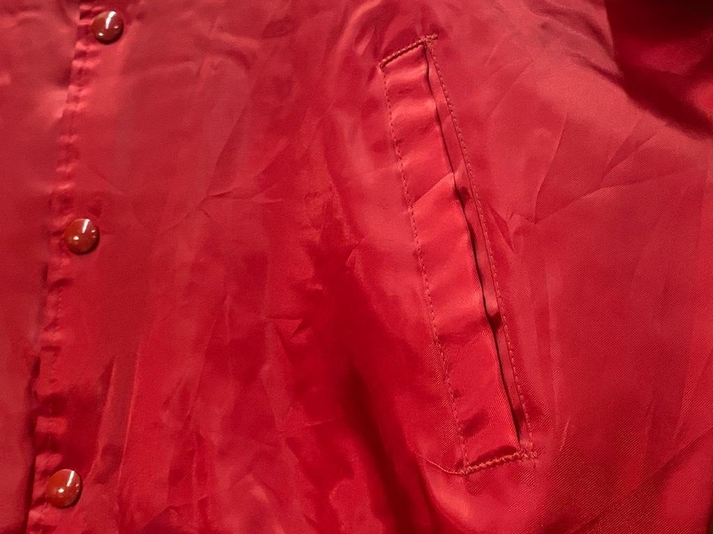 """8月8日(土)マグネッツ大阪店入荷日!\""""Nylon/Satin Varsity JKT Made In USA Part2\""""!!(マグネッツ大阪アメ村店)_c0078587_14382692.jpg"""