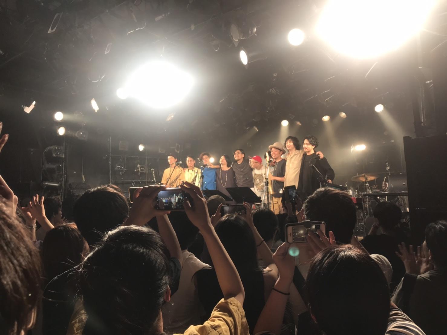 2019.9.26 T.O.C.band @ 渋谷クラブクアトロ_e0230090_08074708.jpeg