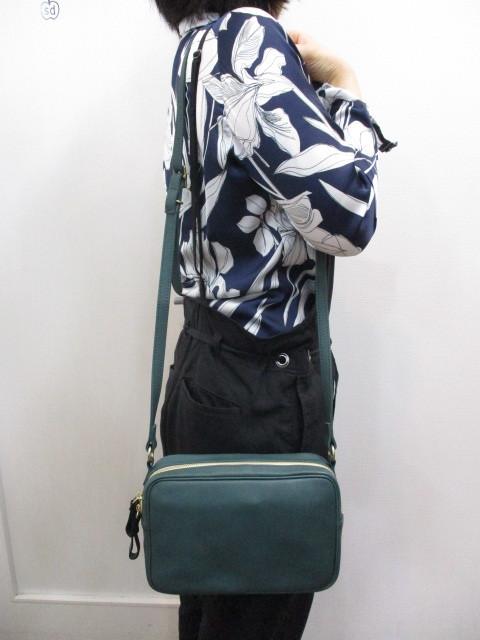 Ampersand アンパサンド Ampersand tanning shoulder bag 0419-401_e0076692_14273034.jpg