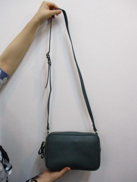 Ampersand アンパサンド Ampersand tanning shoulder bag 0419-401_e0076692_14273299.jpg