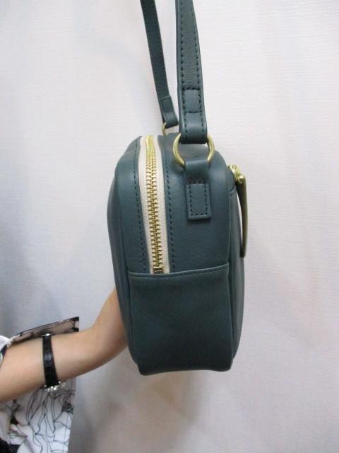 Ampersand アンパサンド Ampersand tanning shoulder bag 0419-401_e0076692_14273427.jpg