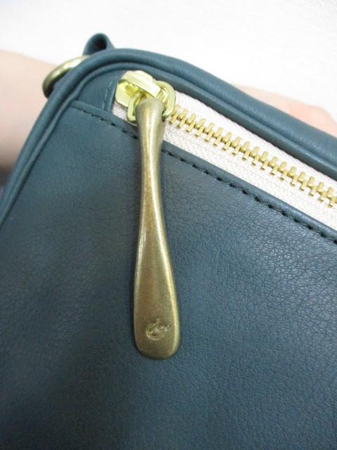 Ampersand アンパサンド Ampersand tanning shoulder bag 0419-401_e0076692_14282042.jpg