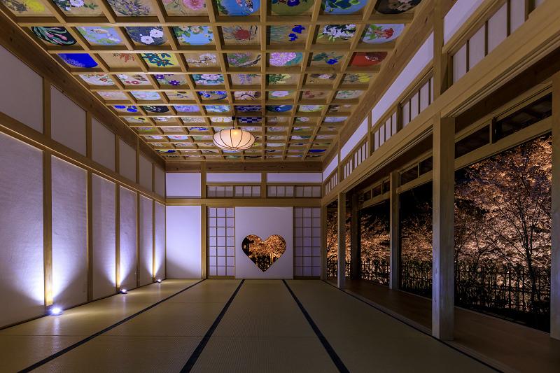 2020桜咲く京都 正壽院ライトアップ_f0155048_23575847.jpg