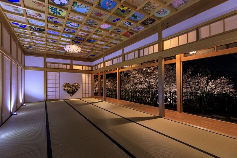 2020桜咲く京都 正壽院ライトアップ_f0155048_23585022.jpg