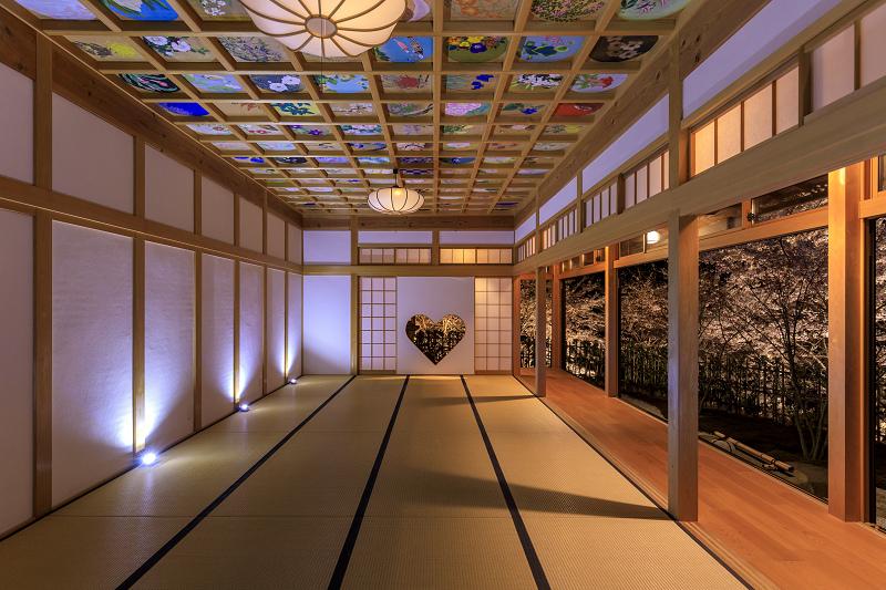 2020桜咲く京都 正壽院ライトアップ_f0155048_2359277.jpg