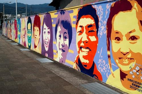 宮津の富士酢・・・アサガオ棚と海水浴_d0005250_1657382.jpg