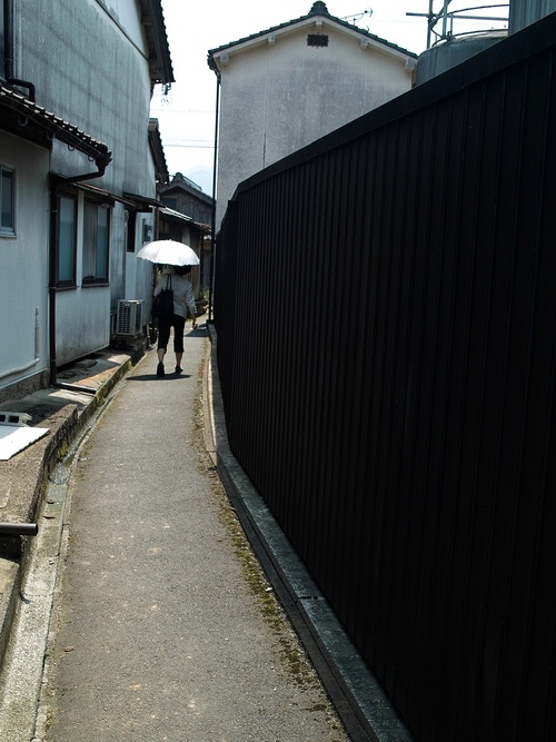 宮津の富士酢・・・アサガオ棚と海水浴_d0005250_1721968.jpg