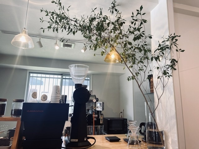 shimaji coffee roastersと月一参り_d0327373_15030545.jpeg