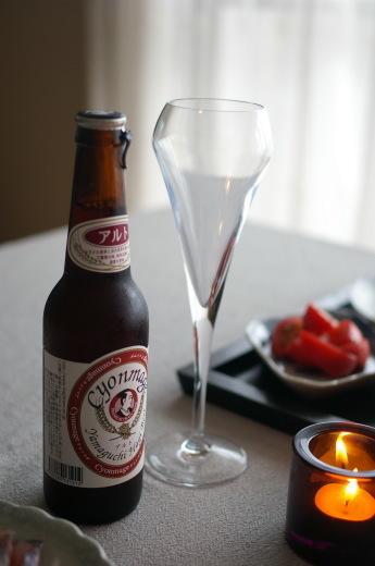 ちょんまげビール(アルト)_d0327373_19463176.jpg