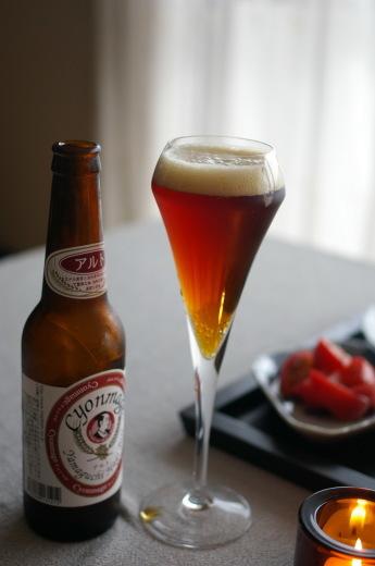 ちょんまげビール(アルト)_d0327373_19464350.jpg