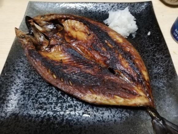 今日の晩御飯は、お魚祭り~❗_b0400775_22003772.jpg