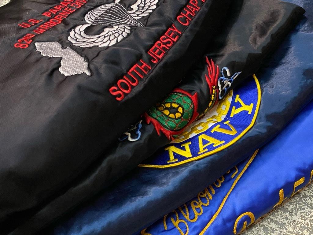 """8月8日(土)マグネッツ大阪店入荷日!\""""Nylon/Satin Varsity JKT Made In USA Part3\""""!Military,Elks&K OF C!(マグネッツ大阪アメ村店)_c0078587_14084839.jpg"""