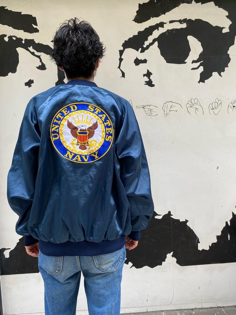 """8月8日(土)マグネッツ大阪店入荷日!\""""Nylon/Satin Varsity JKT Made In USA Part3\""""!Military,Elks&K OF C!(マグネッツ大阪アメ村店)_c0078587_14104205.jpg"""