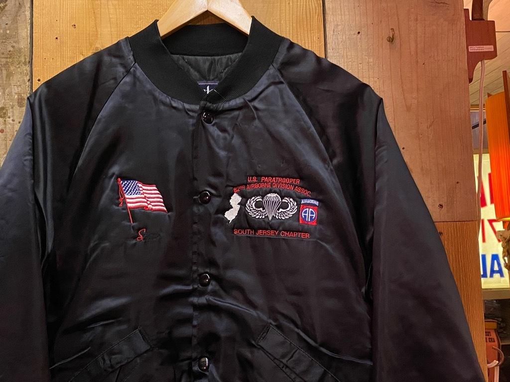 """8月8日(土)マグネッツ大阪店入荷日!\""""Nylon/Satin Varsity JKT Made In USA Part3\""""!Military,Elks&K OF C!(マグネッツ大阪アメ村店)_c0078587_14113083.jpg"""