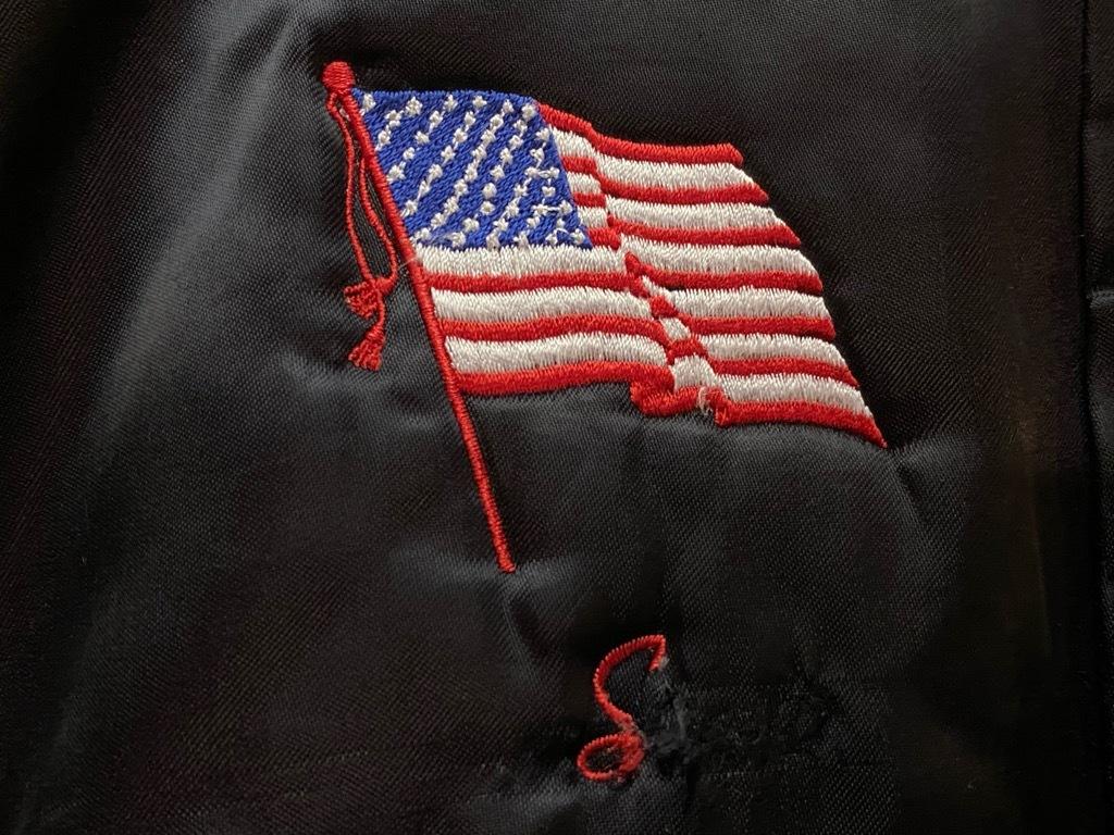 """8月8日(土)マグネッツ大阪店入荷日!\""""Nylon/Satin Varsity JKT Made In USA Part3\""""!Military,Elks&K OF C!(マグネッツ大阪アメ村店)_c0078587_14113499.jpg"""