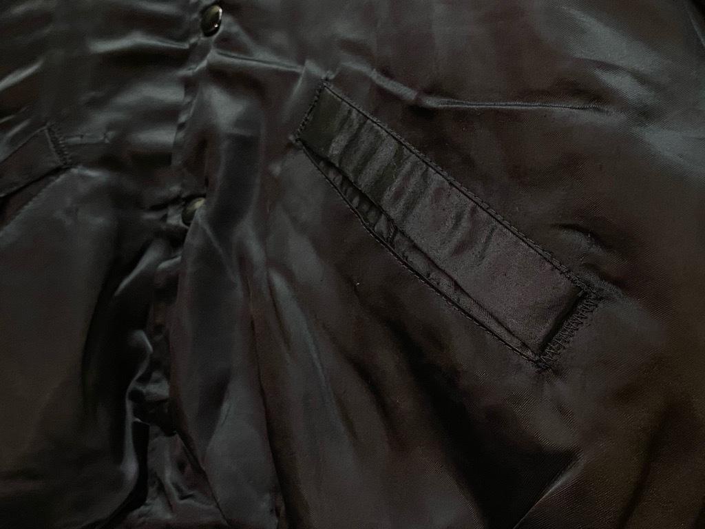 """8月8日(土)マグネッツ大阪店入荷日!\""""Nylon/Satin Varsity JKT Made In USA Part3\""""!Military,Elks&K OF C!(マグネッツ大阪アメ村店)_c0078587_14113987.jpg"""