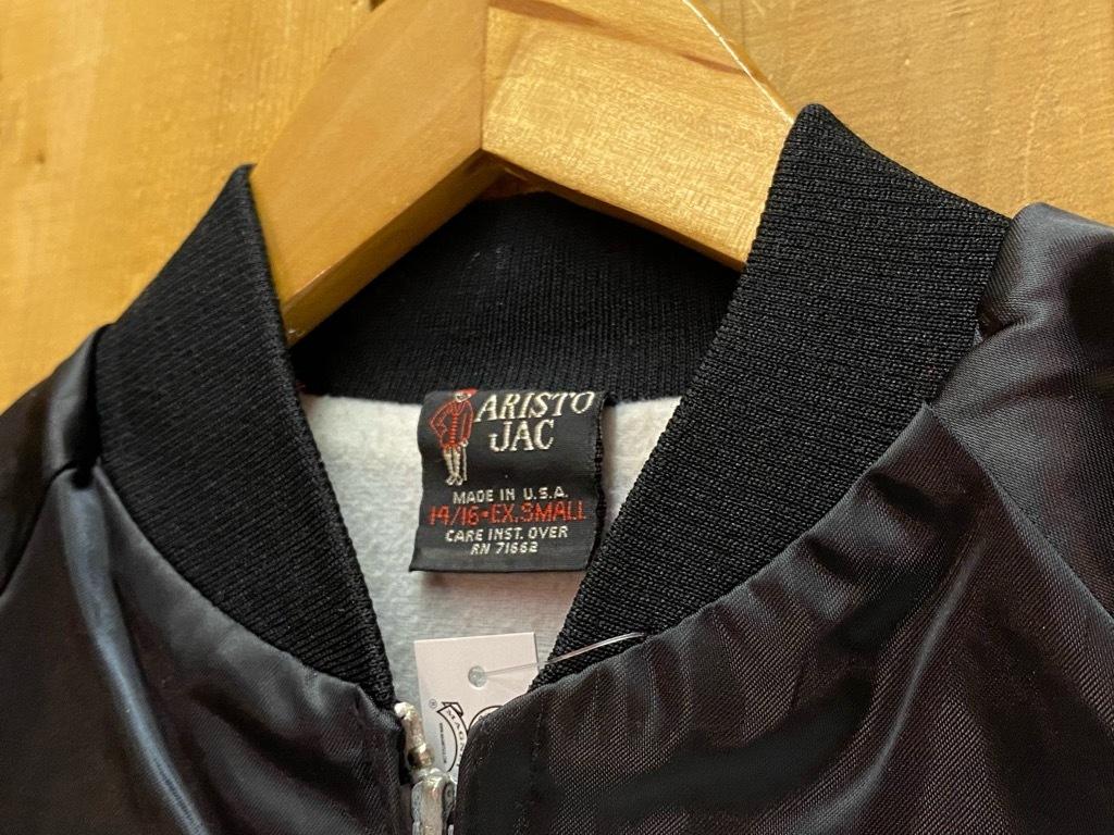 """8月8日(土)マグネッツ大阪店入荷日!\""""Nylon/Satin Varsity JKT Made In USA Part3\""""!Military,Elks&K OF C!(マグネッツ大阪アメ村店)_c0078587_14124998.jpg"""