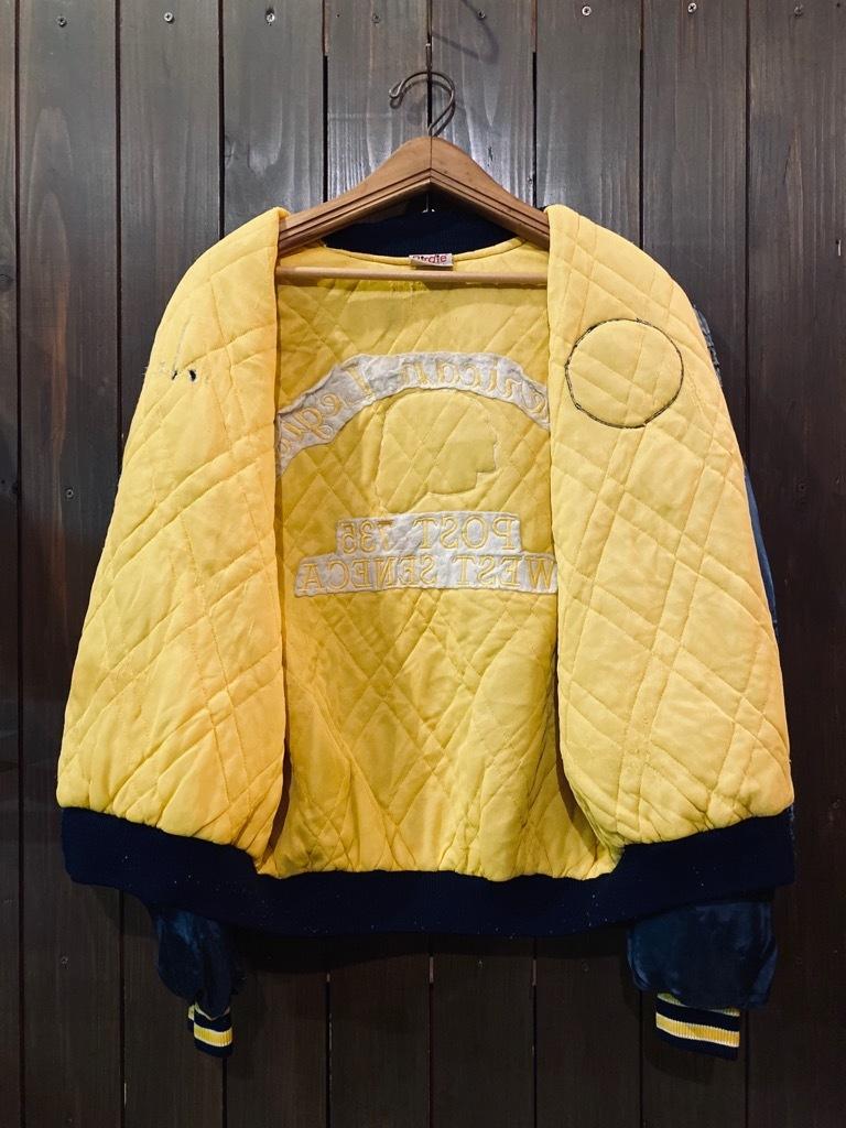 マグネッツ神戸店 8/8(土)Made in U.S.A. Nylon/Satin Varsity Jacket入荷! #1 Satin Varsity JKT!!!_c0078587_14170513.jpg