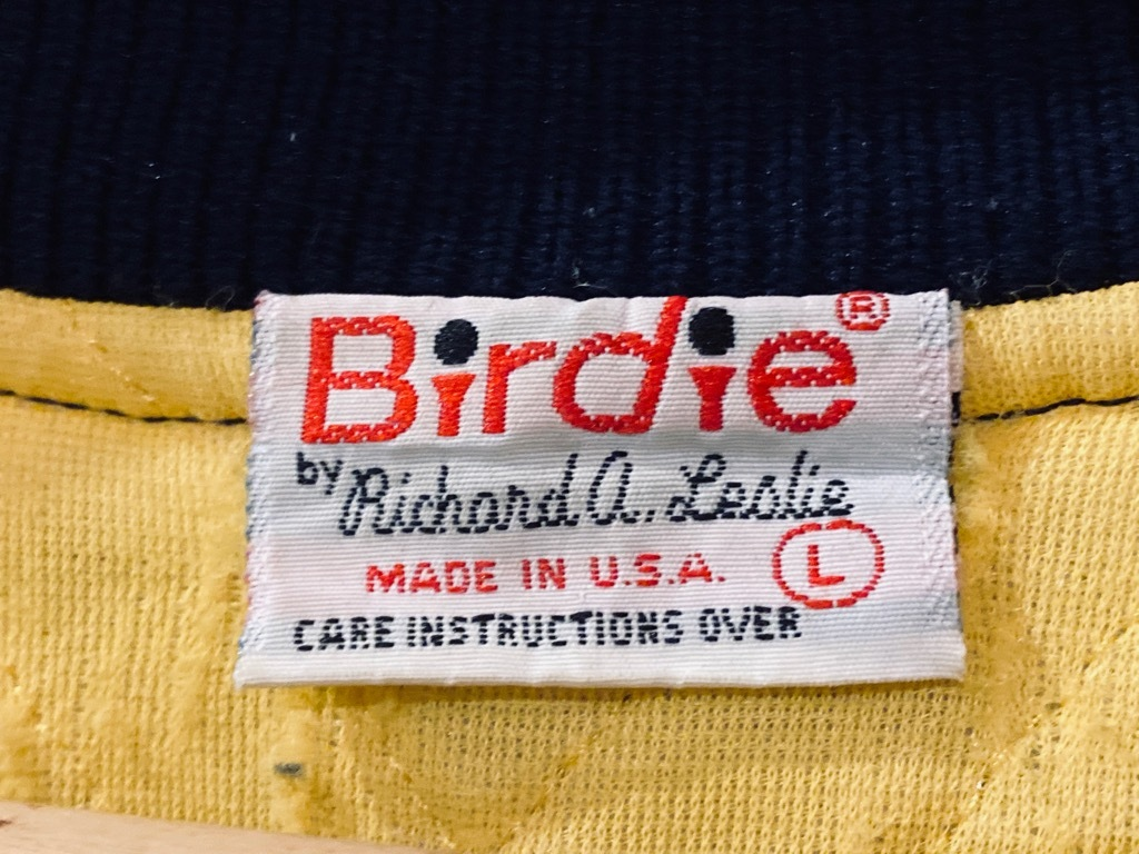 マグネッツ神戸店 8/8(土)Made in U.S.A. Nylon/Satin Varsity Jacket入荷! #1 Satin Varsity JKT!!!_c0078587_14173598.jpg