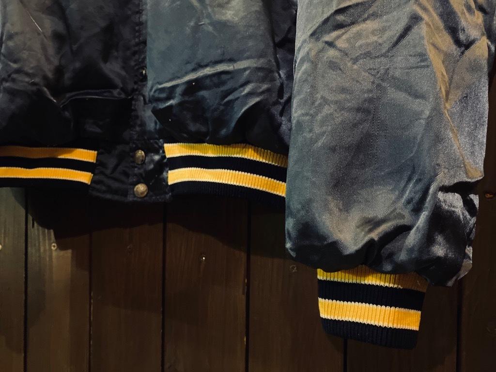 マグネッツ神戸店 8/8(土)Made in U.S.A. Nylon/Satin Varsity Jacket入荷! #1 Satin Varsity JKT!!!_c0078587_14173600.jpg
