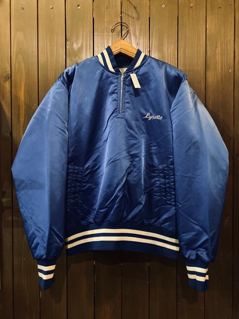 マグネッツ神戸店 8/8(土)Made in U.S.A. Nylon/Satin Varsity Jacket入荷! #1 Satin Varsity JKT!!!_c0078587_14215173.jpg