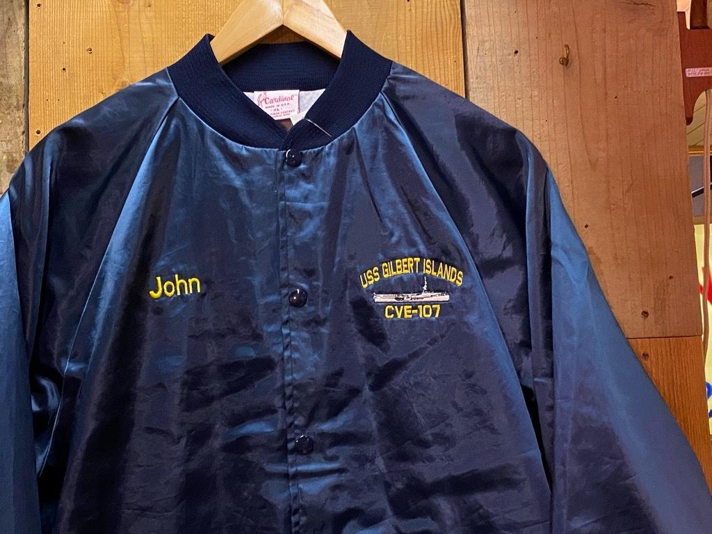 """8月8日(土)マグネッツ大阪店入荷日!\""""Nylon/Satin Varsity JKT Made In USA Part3\""""!Military,Elks&K OF C!(マグネッツ大阪アメ村店)_c0078587_14232990.jpg"""