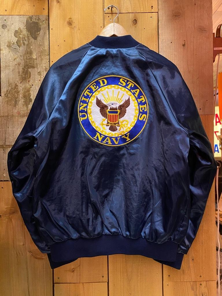 """8月8日(土)マグネッツ大阪店入荷日!\""""Nylon/Satin Varsity JKT Made In USA Part3\""""!Military,Elks&K OF C!(マグネッツ大阪アメ村店)_c0078587_14233709.jpg"""