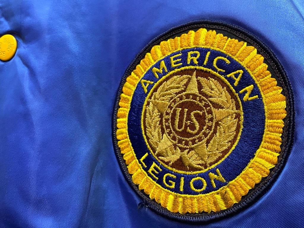 """8月8日(土)マグネッツ大阪店入荷日!\""""Nylon/Satin Varsity JKT Made In USA Part3\""""!Military,Elks&K OF C!(マグネッツ大阪アメ村店)_c0078587_14242354.jpg"""