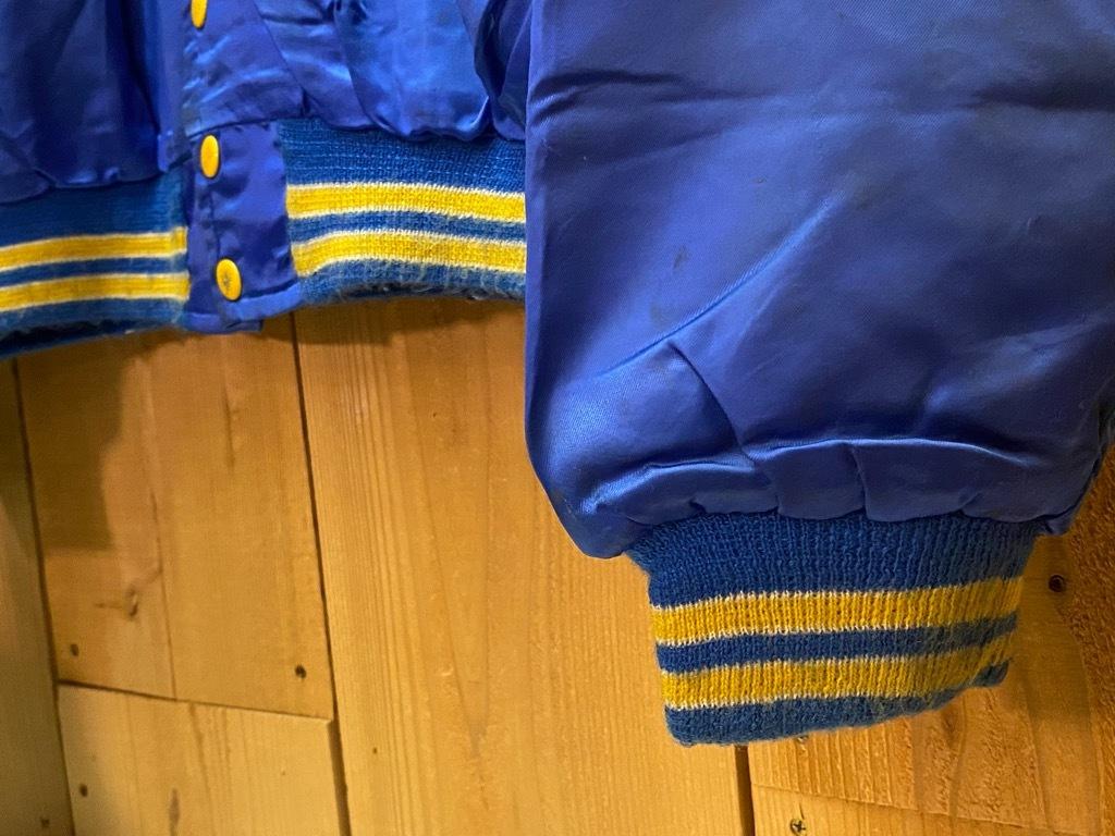 """8月8日(土)マグネッツ大阪店入荷日!\""""Nylon/Satin Varsity JKT Made In USA Part3\""""!Military,Elks&K OF C!(マグネッツ大阪アメ村店)_c0078587_14242767.jpg"""