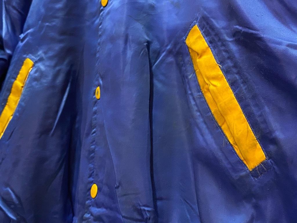"""8月8日(土)マグネッツ大阪店入荷日!\""""Nylon/Satin Varsity JKT Made In USA Part3\""""!Military,Elks&K OF C!(マグネッツ大阪アメ村店)_c0078587_14243120.jpg"""