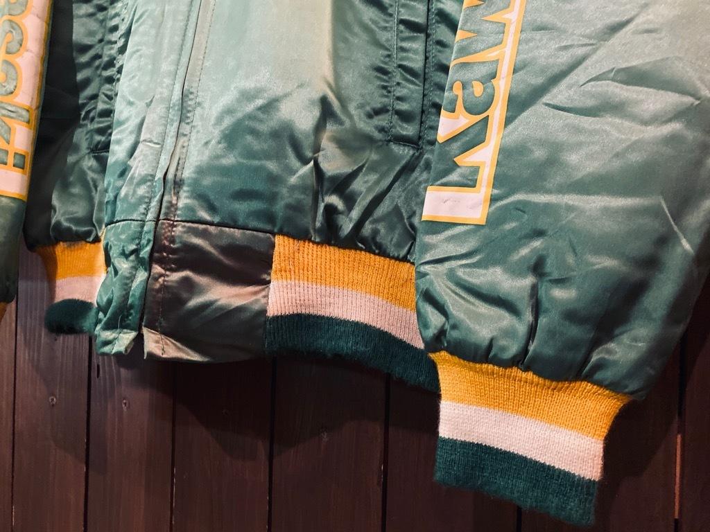 マグネッツ神戸店 8/8(土)Made in U.S.A. Nylon/Satin Varsity Jacket入荷! #1 Satin Varsity JKT!!!_c0078587_14491407.jpg