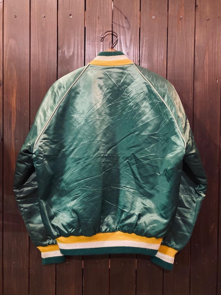 マグネッツ神戸店 8/8(土)Made in U.S.A. Nylon/Satin Varsity Jacket入荷! #1 Satin Varsity JKT!!!_c0078587_14491422.jpg