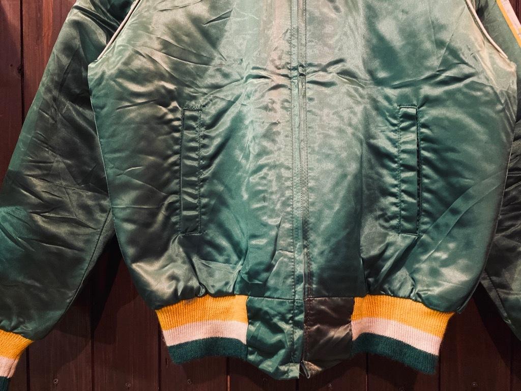 マグネッツ神戸店 8/8(土)Made in U.S.A. Nylon/Satin Varsity Jacket入荷! #1 Satin Varsity JKT!!!_c0078587_14491485.jpg