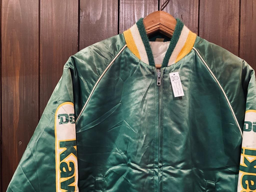 マグネッツ神戸店 8/8(土)Made in U.S.A. Nylon/Satin Varsity Jacket入荷! #1 Satin Varsity JKT!!!_c0078587_14491526.jpg
