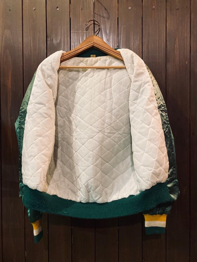 マグネッツ神戸店 8/8(土)Made in U.S.A. Nylon/Satin Varsity Jacket入荷! #1 Satin Varsity JKT!!!_c0078587_14491544.jpg