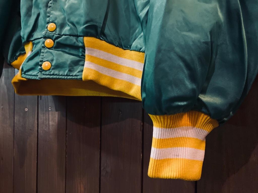 マグネッツ神戸店 8/8(土)Made in U.S.A. Nylon/Satin Varsity Jacket入荷! #1 Satin Varsity JKT!!!_c0078587_14495220.jpg