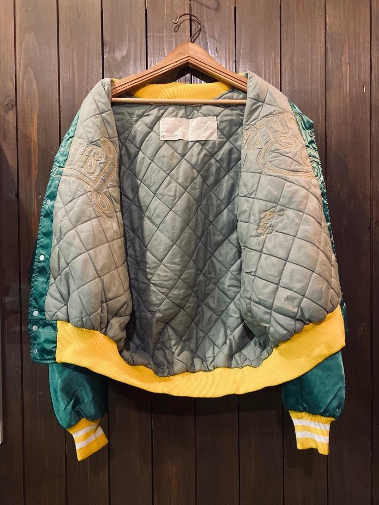 マグネッツ神戸店 8/8(土)Made in U.S.A. Nylon/Satin Varsity Jacket入荷! #1 Satin Varsity JKT!!!_c0078587_14495446.jpg