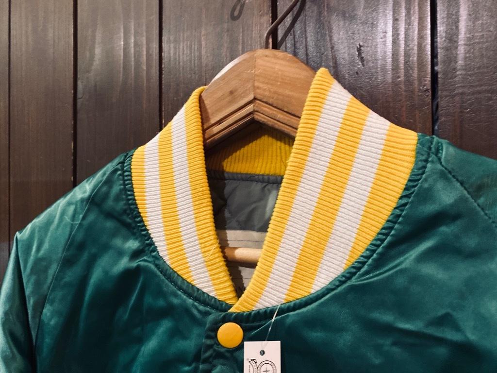 マグネッツ神戸店 8/8(土)Made in U.S.A. Nylon/Satin Varsity Jacket入荷! #1 Satin Varsity JKT!!!_c0078587_14495598.jpg