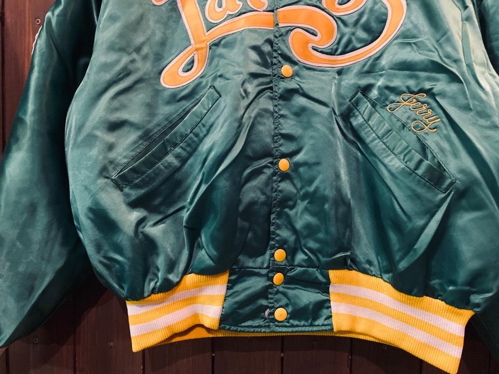 マグネッツ神戸店 8/8(土)Made in U.S.A. Nylon/Satin Varsity Jacket入荷! #1 Satin Varsity JKT!!!_c0078587_14504307.jpg