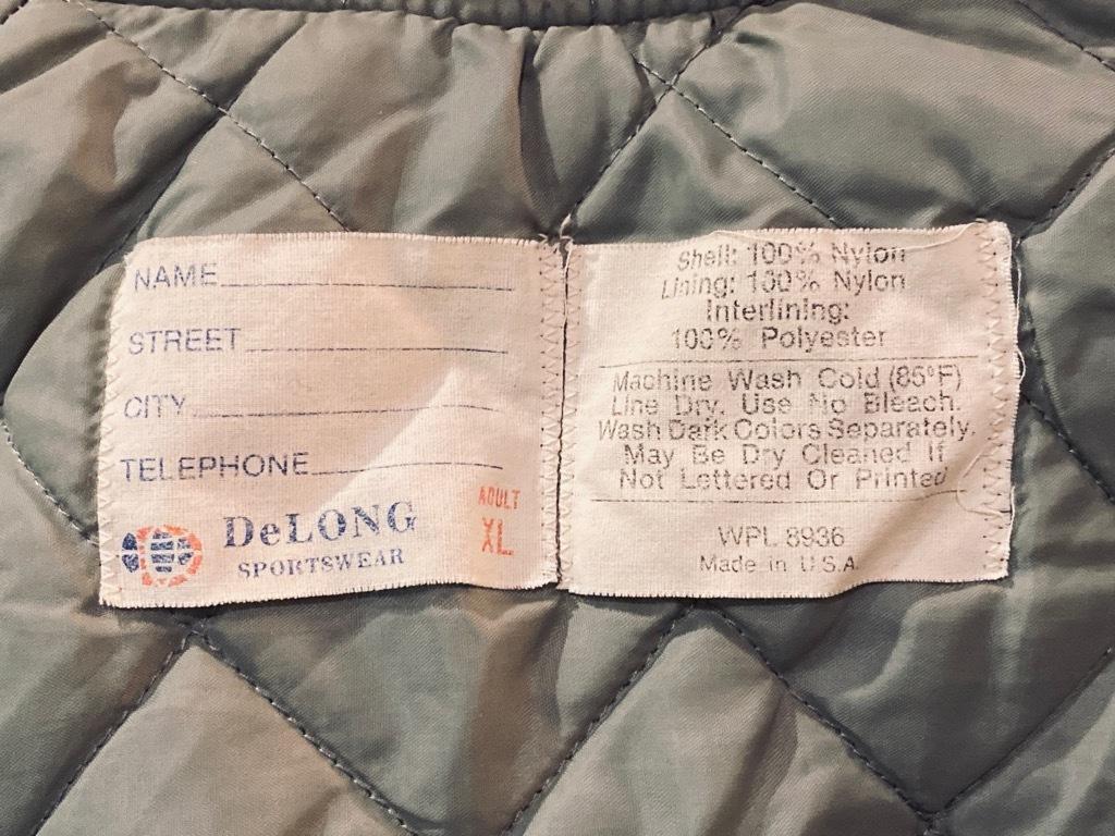 マグネッツ神戸店 8/8(土)Made in U.S.A. Nylon/Satin Varsity Jacket入荷! #1 Satin Varsity JKT!!!_c0078587_14504344.jpg