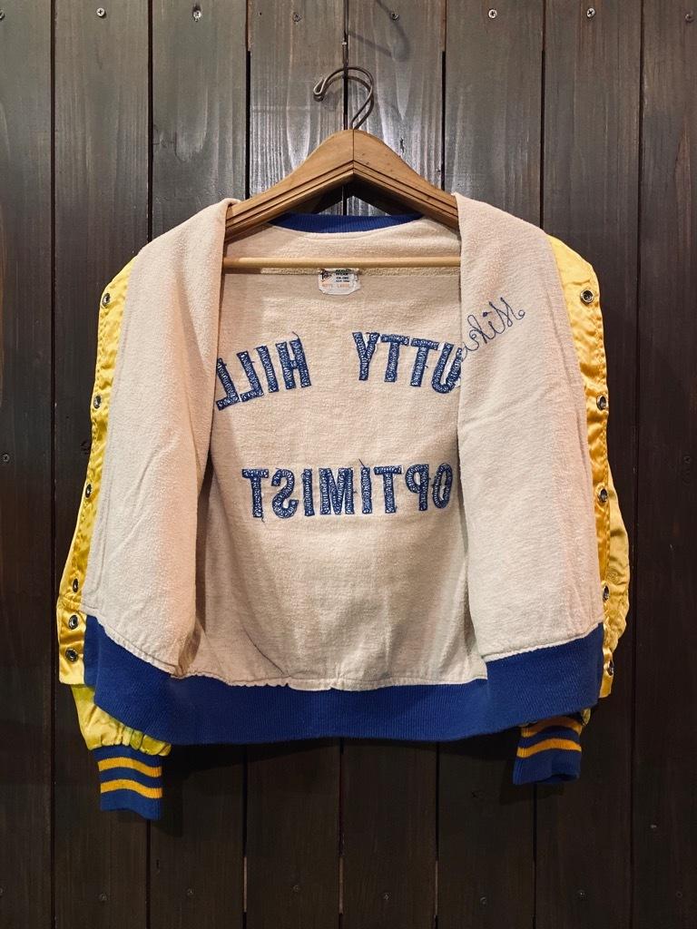 マグネッツ神戸店 8/8(土)Made in U.S.A. Nylon/Satin Varsity Jacket入荷! #3 Chain Stitch!!!_c0078587_14531667.jpg