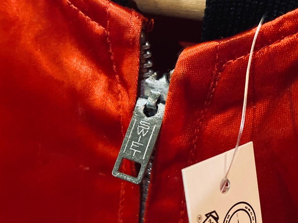 マグネッツ神戸店 8/8(土)Made in U.S.A. Nylon/Satin Varsity Jacket入荷! #1 Satin Varsity JKT!!!_c0078587_14541204.jpg