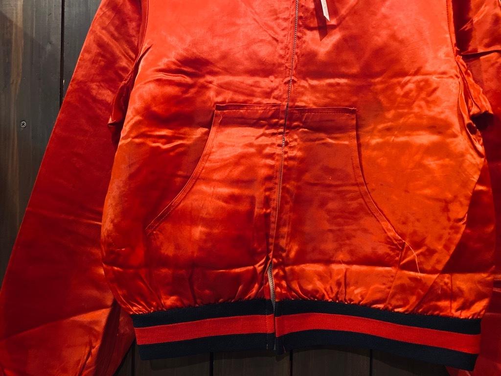 マグネッツ神戸店 8/8(土)Made in U.S.A. Nylon/Satin Varsity Jacket入荷! #1 Satin Varsity JKT!!!_c0078587_14541210.jpg