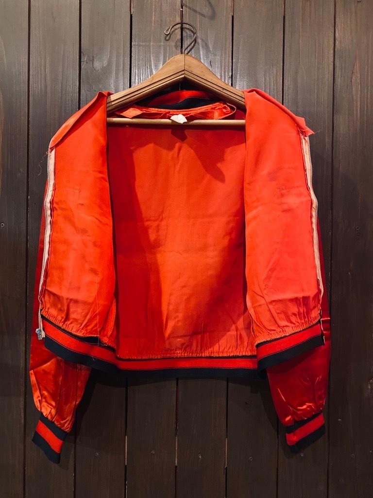 マグネッツ神戸店 8/8(土)Made in U.S.A. Nylon/Satin Varsity Jacket入荷! #1 Satin Varsity JKT!!!_c0078587_14541233.jpg