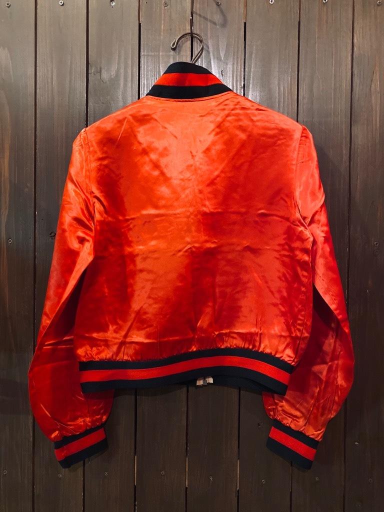 マグネッツ神戸店 8/8(土)Made in U.S.A. Nylon/Satin Varsity Jacket入荷! #1 Satin Varsity JKT!!!_c0078587_14541241.jpg